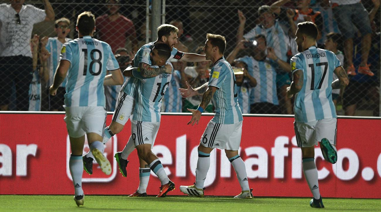 Messi was heroic for Argentina vs. Colombia in World Cup qualifying