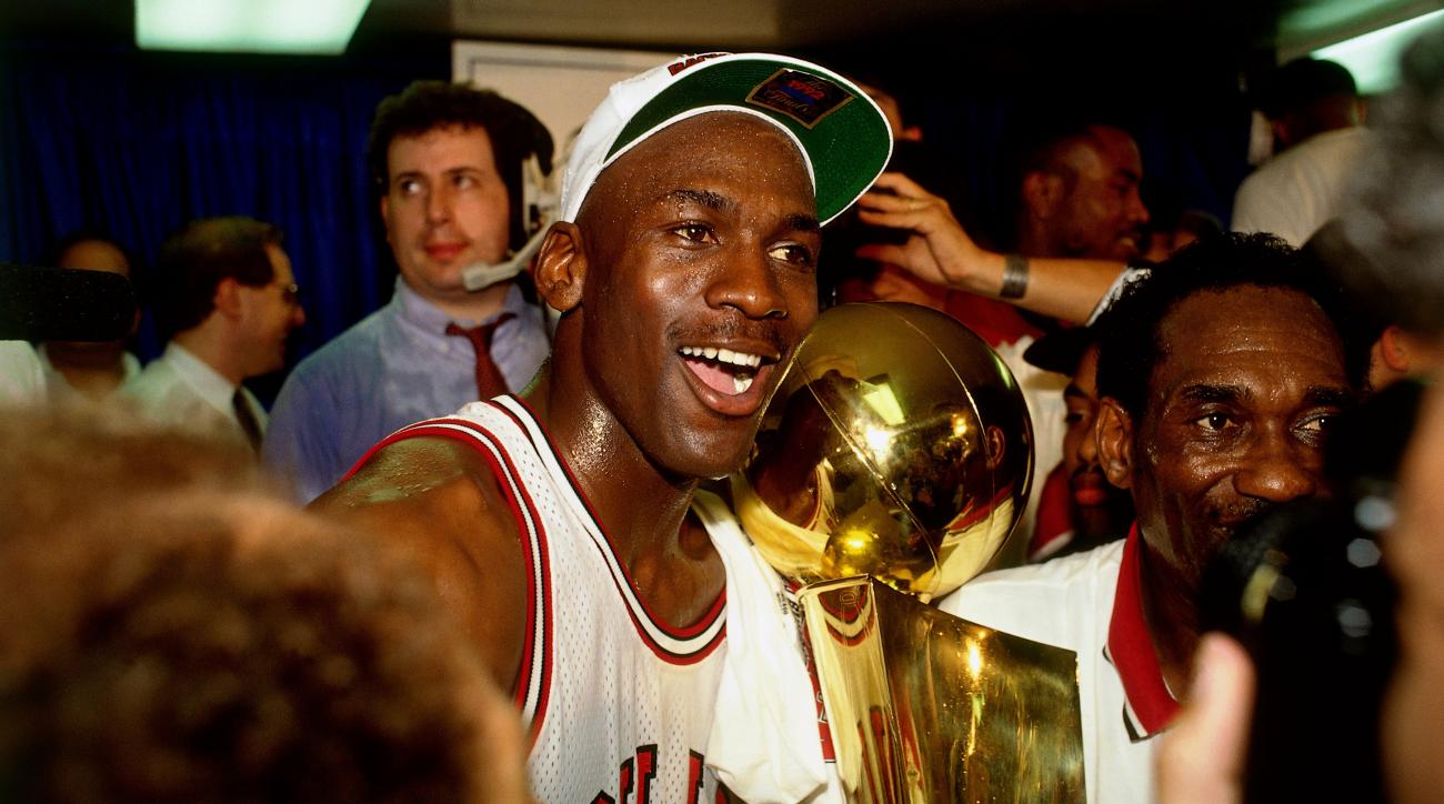 Michael Jordan documentary: 10-hour series planned