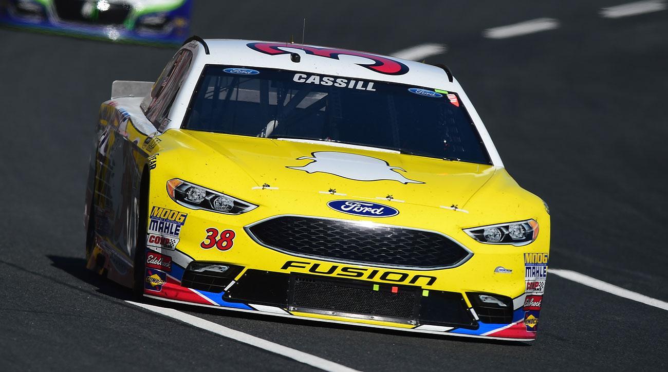 NASCAR social media