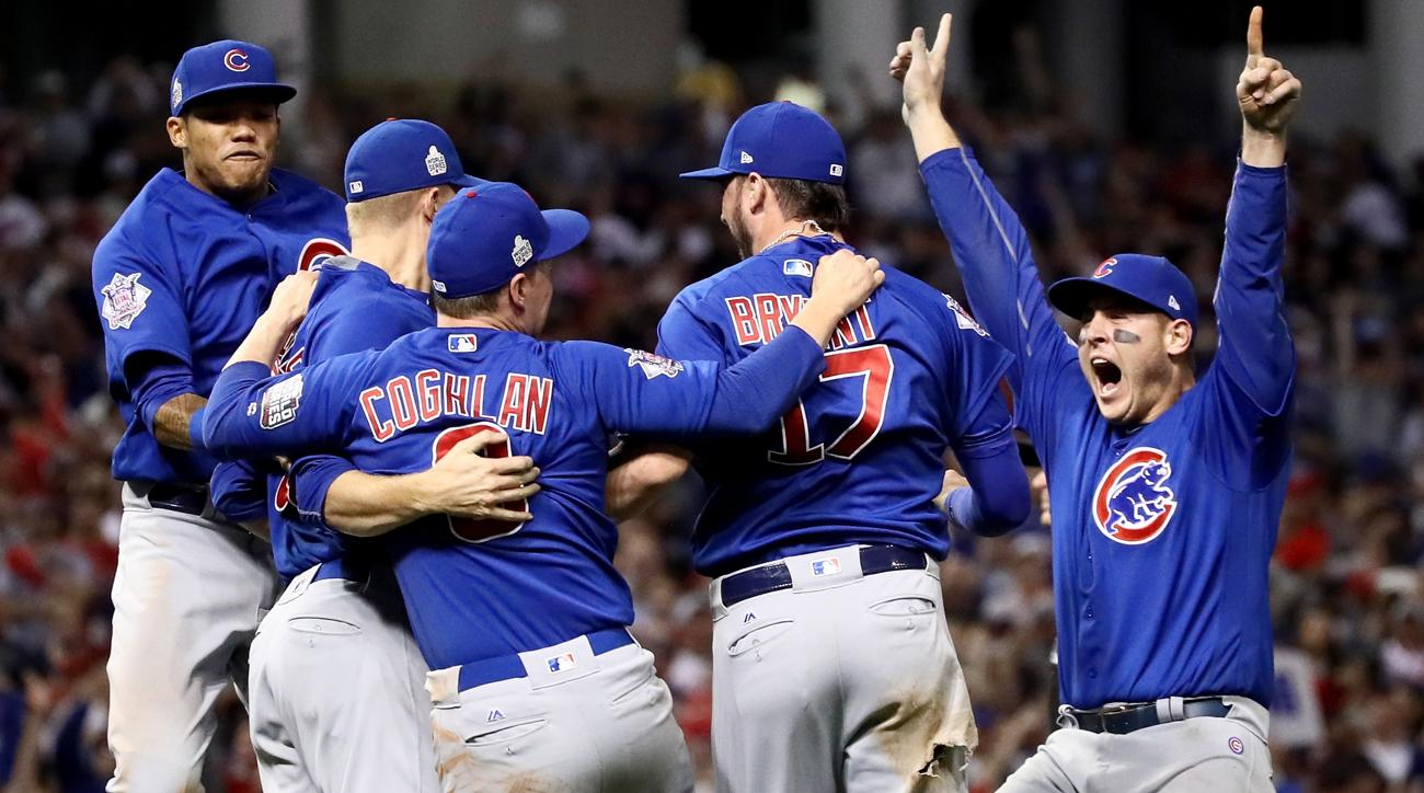 tom verducci chicago cubs book release date