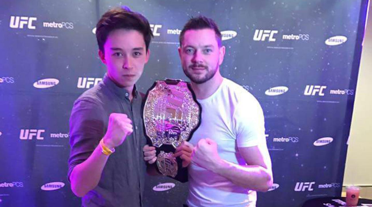 UFC 205: Irish fans fake their way to Madison Square Garden