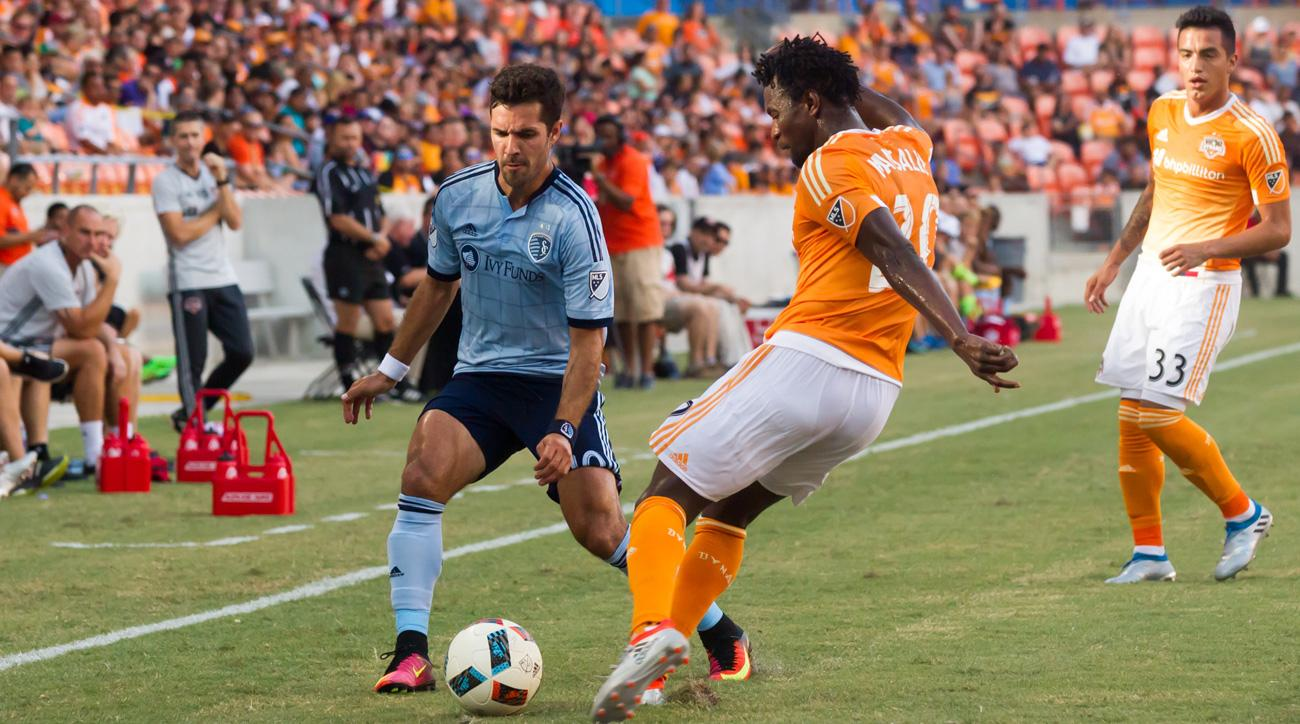Benny Feilhaber is staying put with Sporting Kansas City