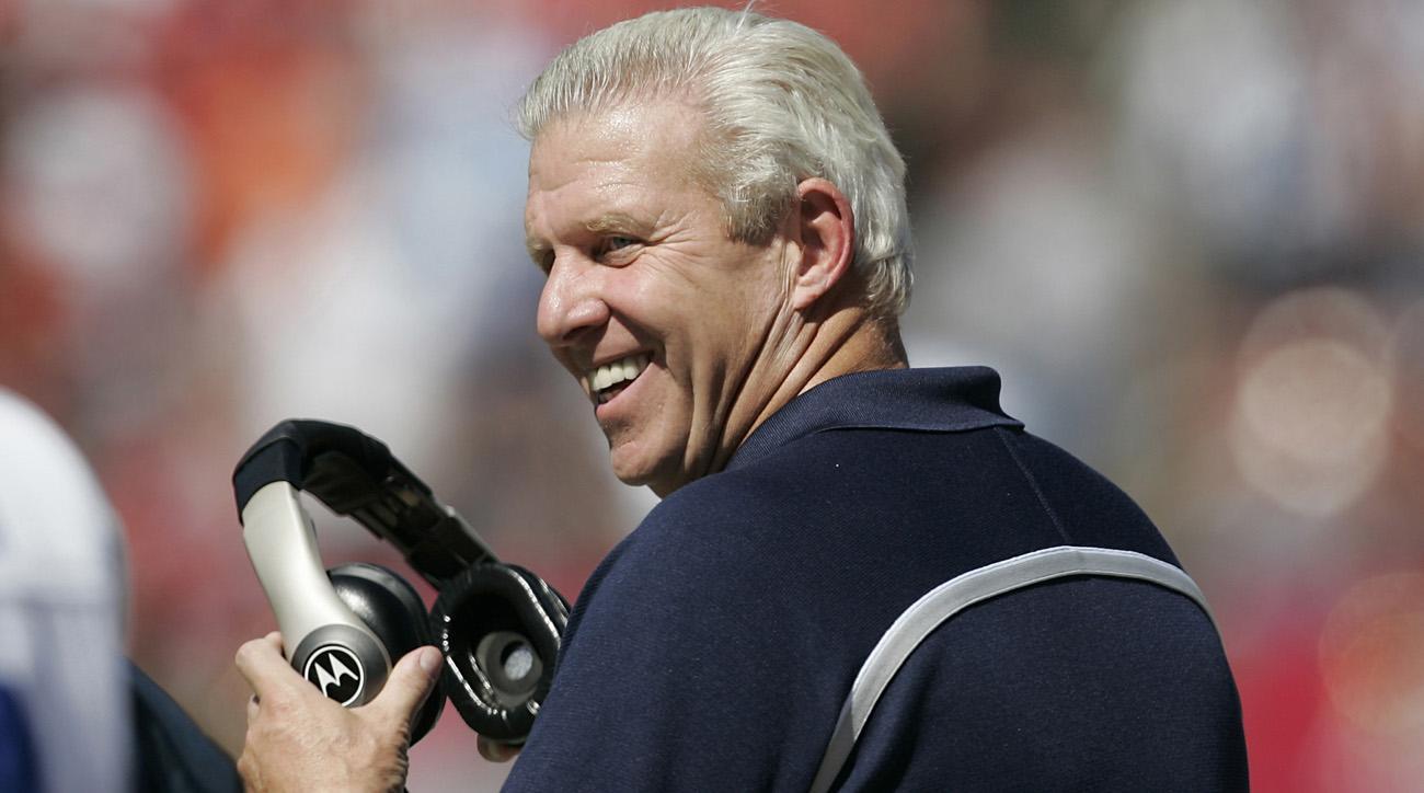 Bill Parcells NFL officials' jobs complicated