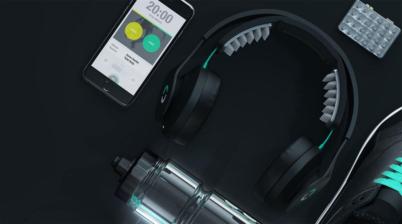 Halo headset