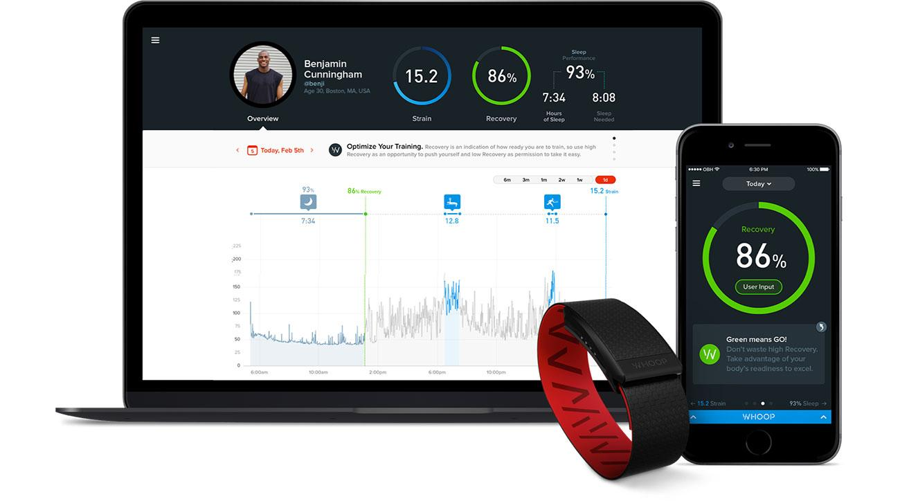 Performance Technology: WHOOP Bringing Performance Wearable System To Market