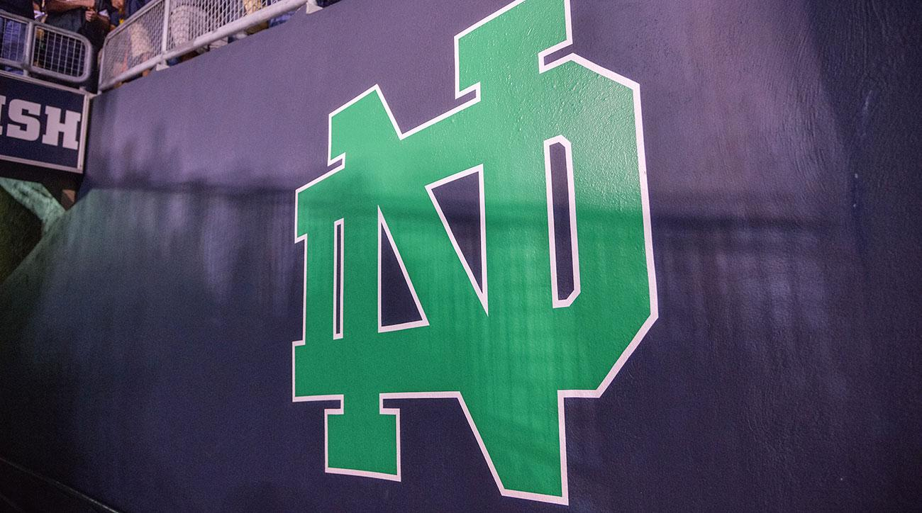 notre dame student athlete crime reports