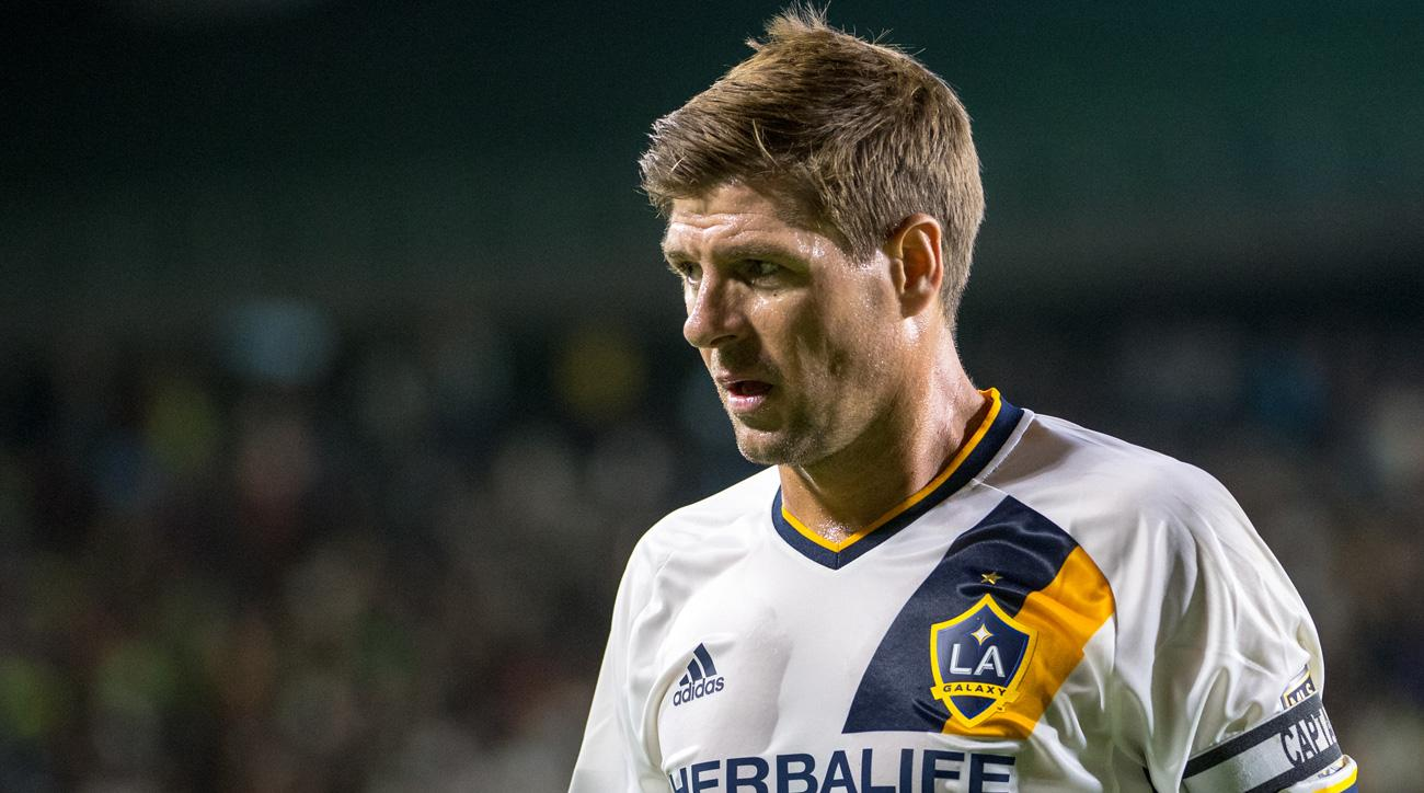 Could Steven Gerrard be on his way to MK Dons -- as a manager?