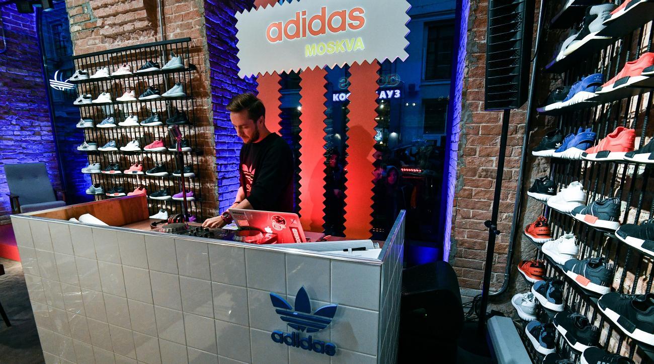 adidas new shoe