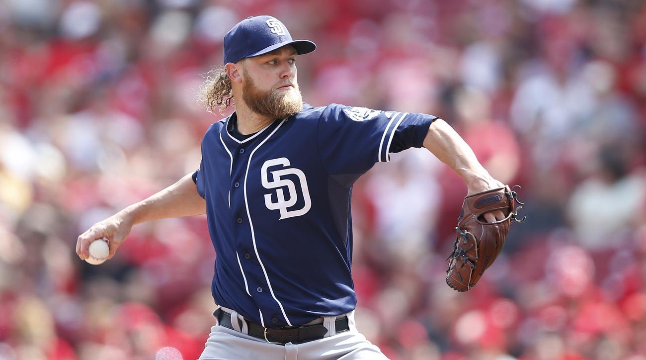 MLB rumors: Andrew Cashner