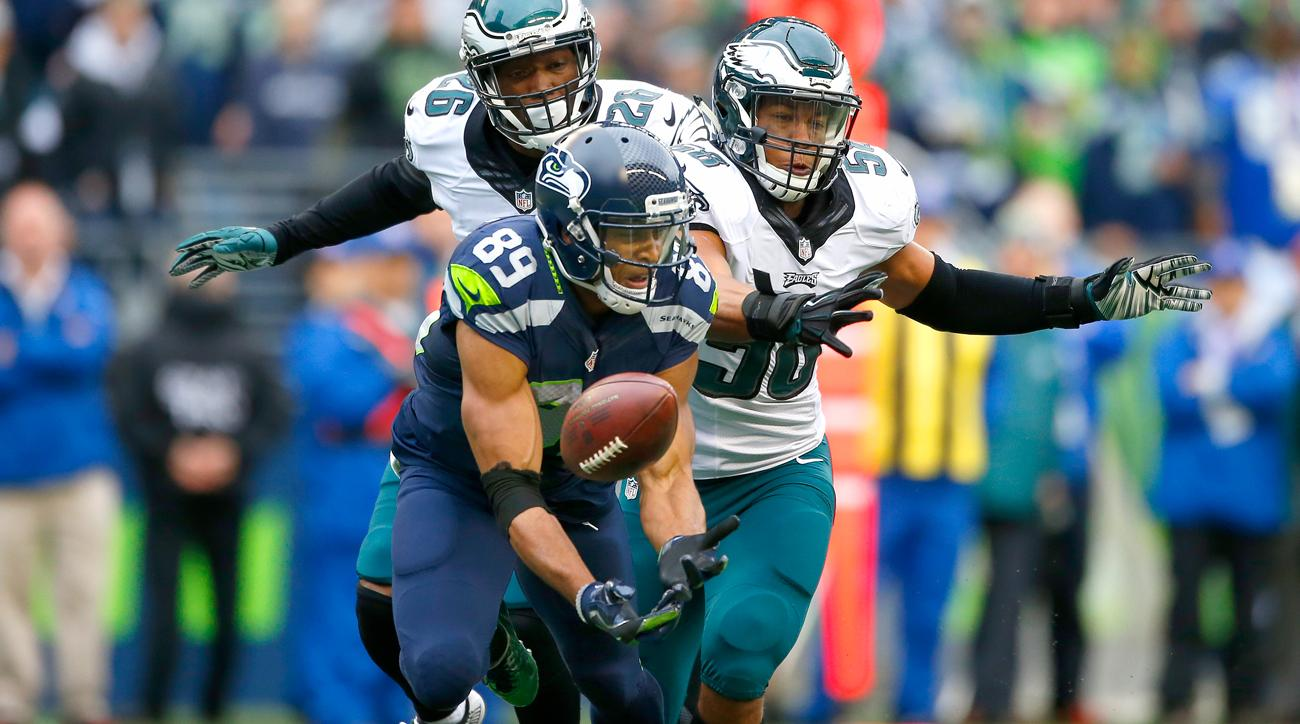 Doug Baldwin and the Seahawks have ripped off three straight wins and have a three-game cushion in the NFC West race.