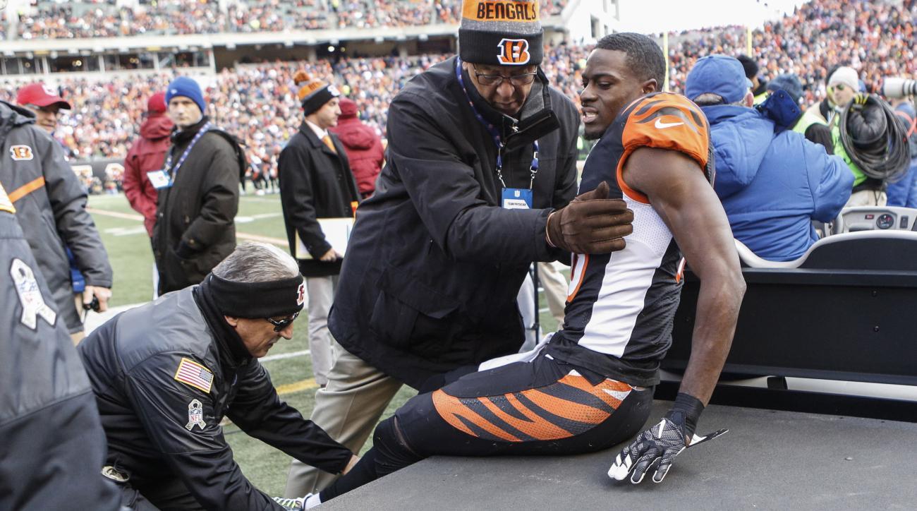 NFL Week 11 injury roundup: A.J. Green, T.J. Yeldon, more