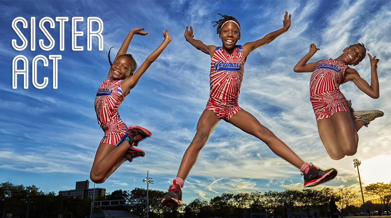 sportskids of the year 2016 the sheppard sisters - Sports Images For Kids