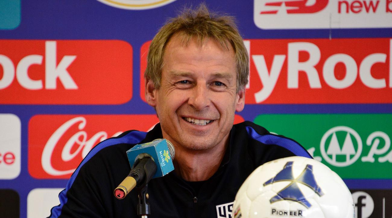 jurgen klinsmann thank you message