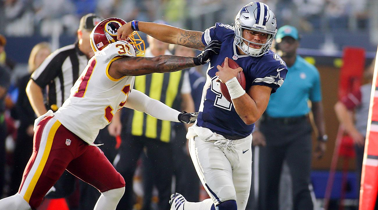 Image result for dak vs redskins