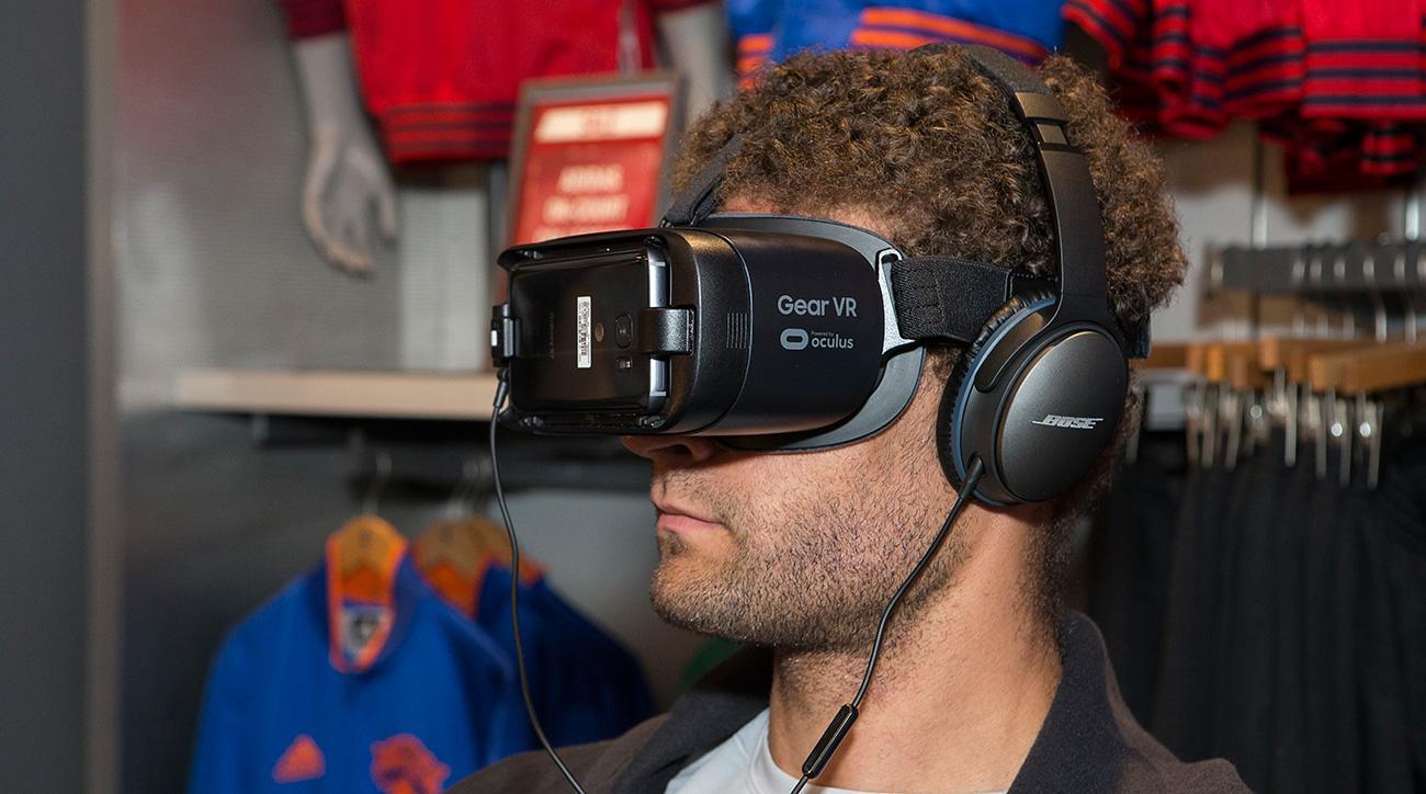 NBA live virtual reality broadcasts