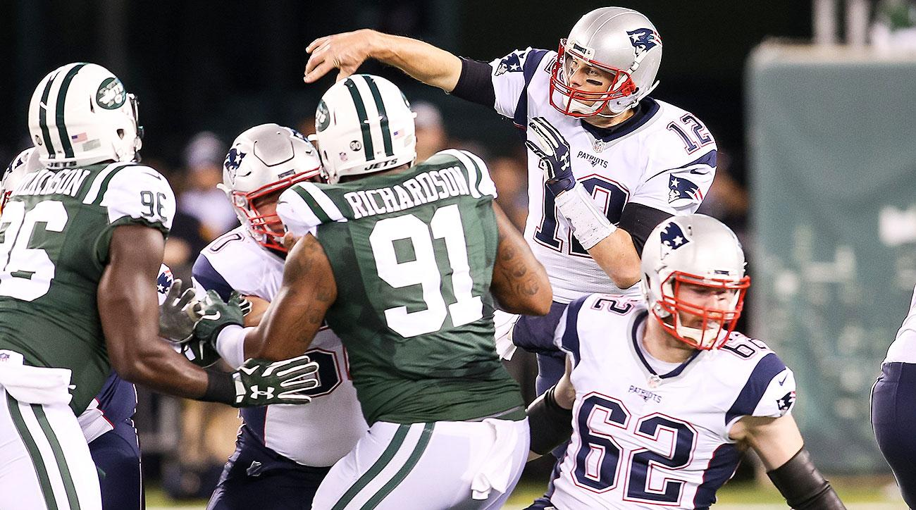 Patriots vs. Jets: Tom Brady, Rob Gronkowski injuries show New England weaknesses