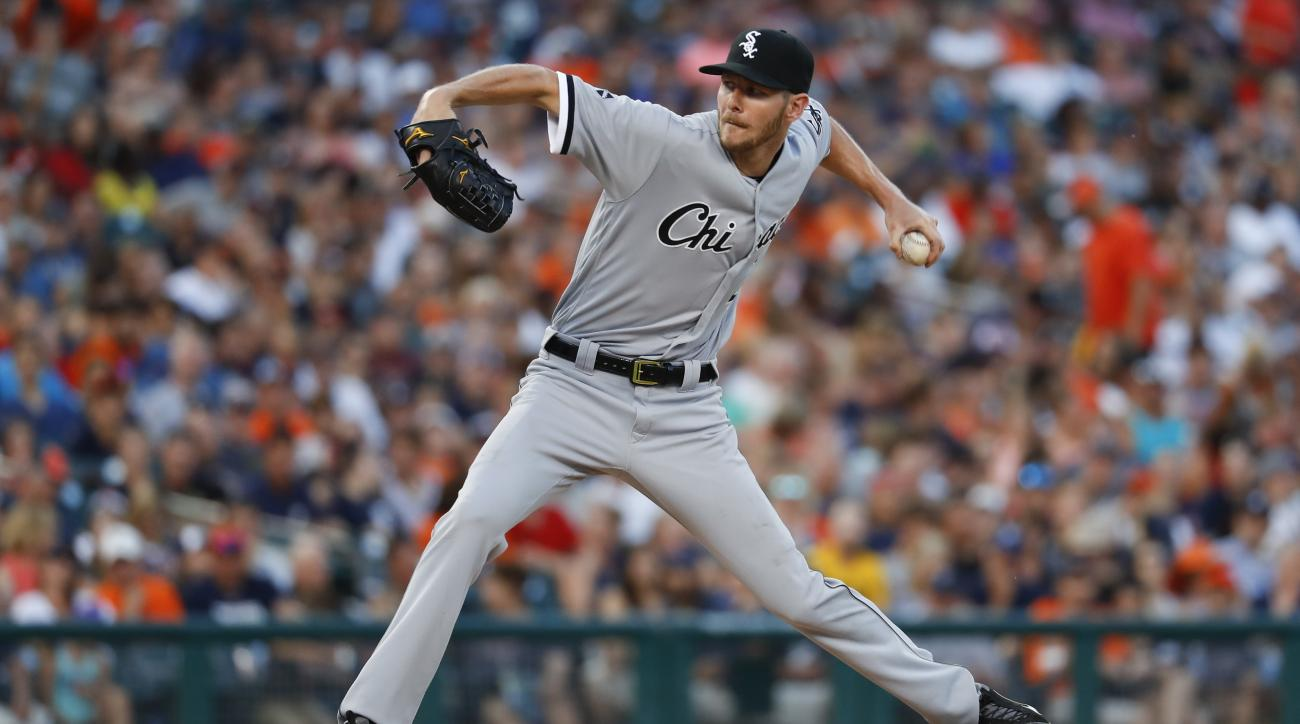 MLB rumors: Chris Sale news