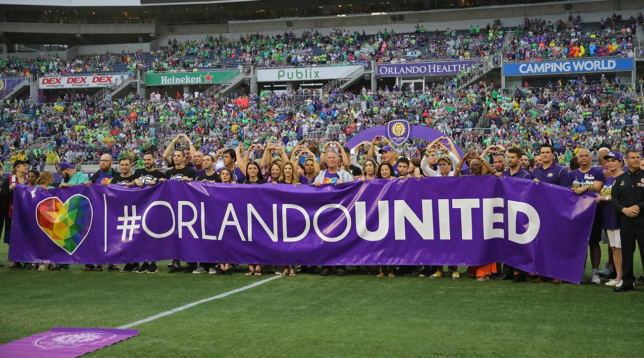 Orlando City SC Pulse tribute
