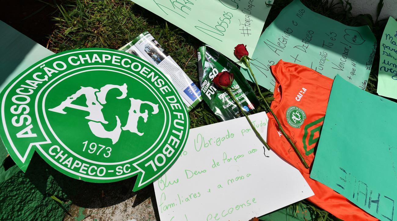 Chapecoense was on its way to the Copa Sudamericana final when tragedy struck