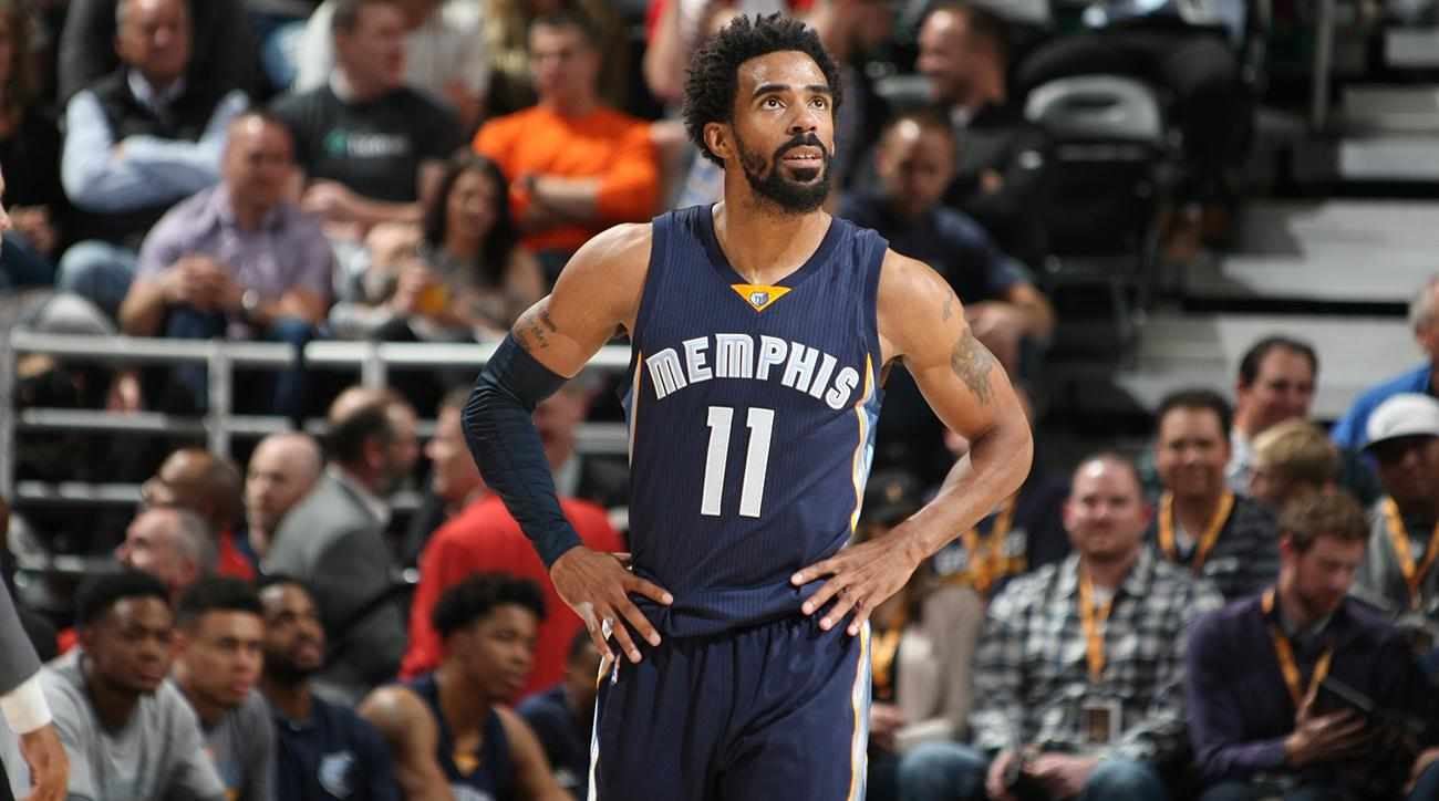 Mike Conley injury news.