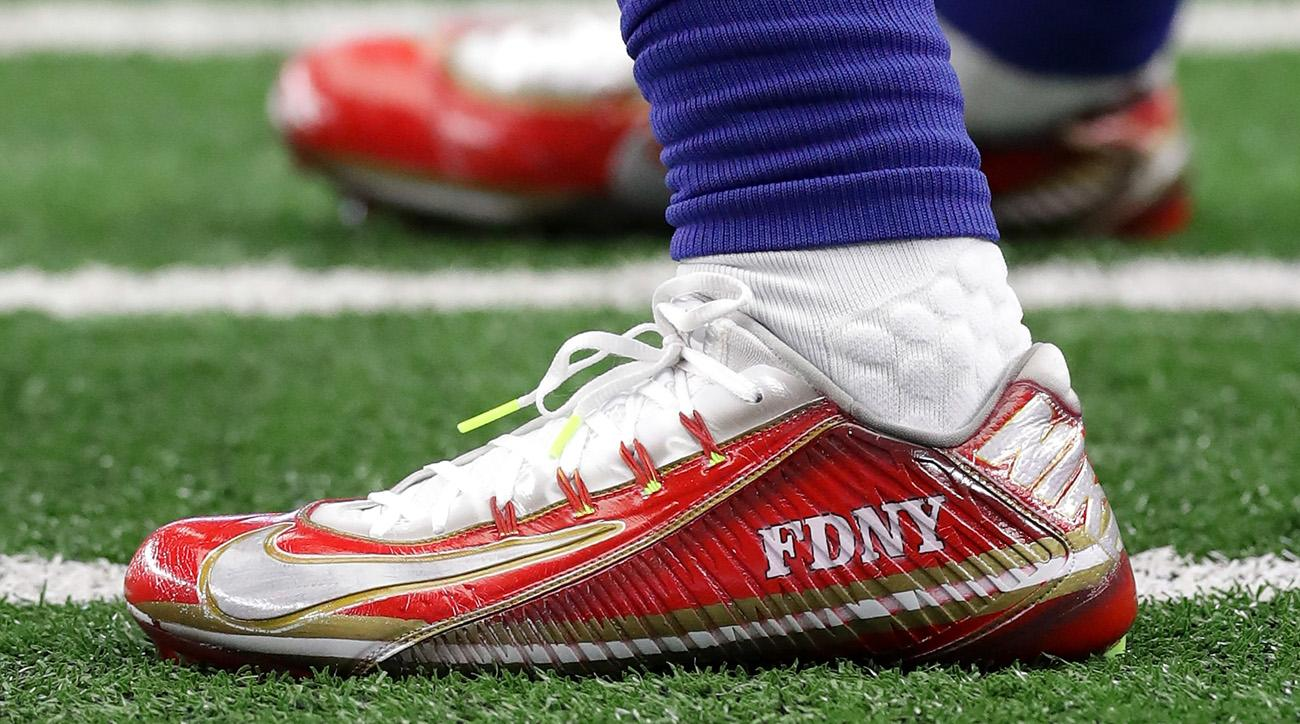 My Cause My Cleats: NFL custom cleats