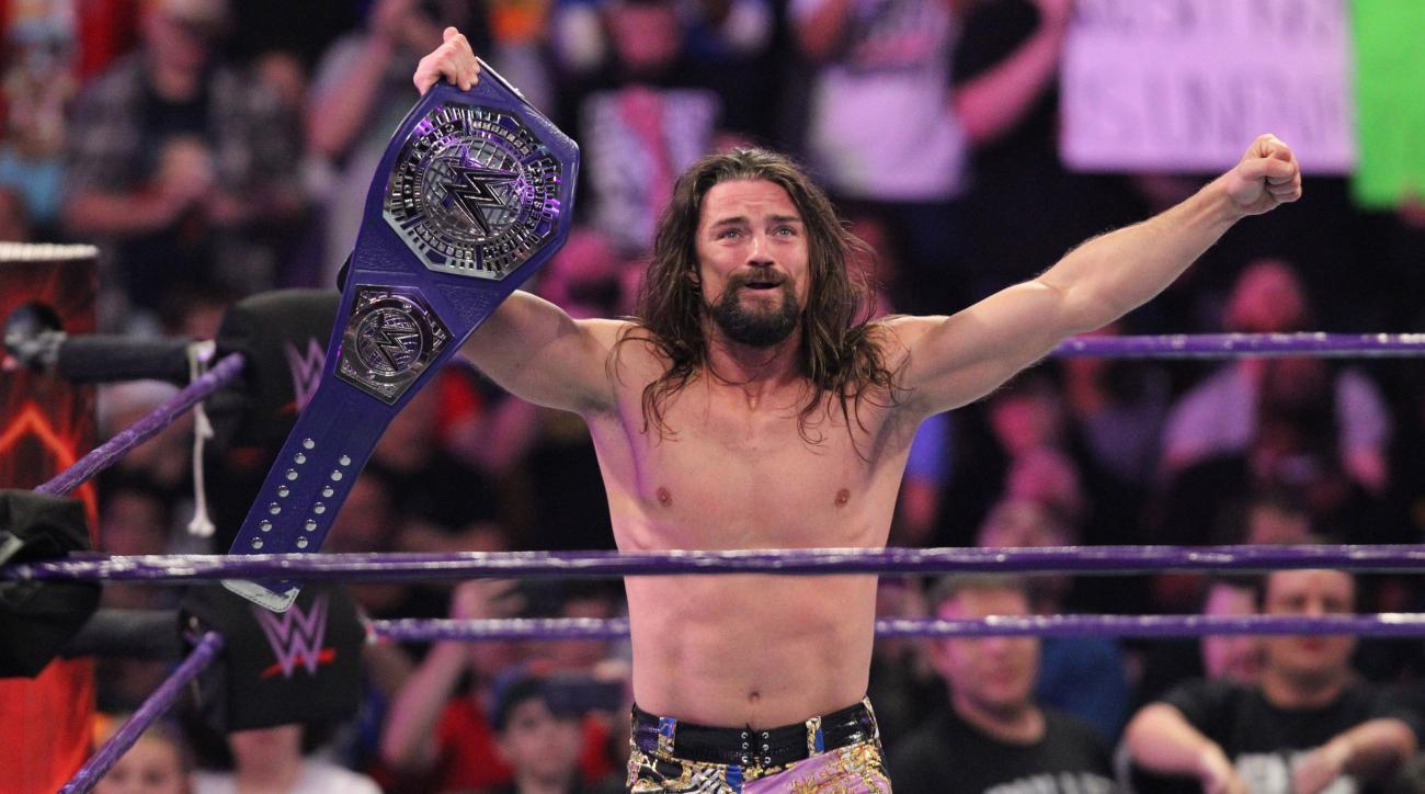 WWE cruiserweight show: Brian Kendrick talks 205 Live