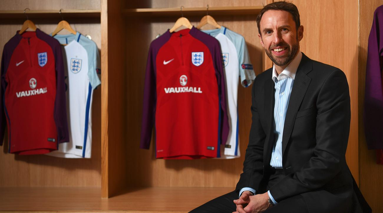 Gareth Southgate is England's full-time manager