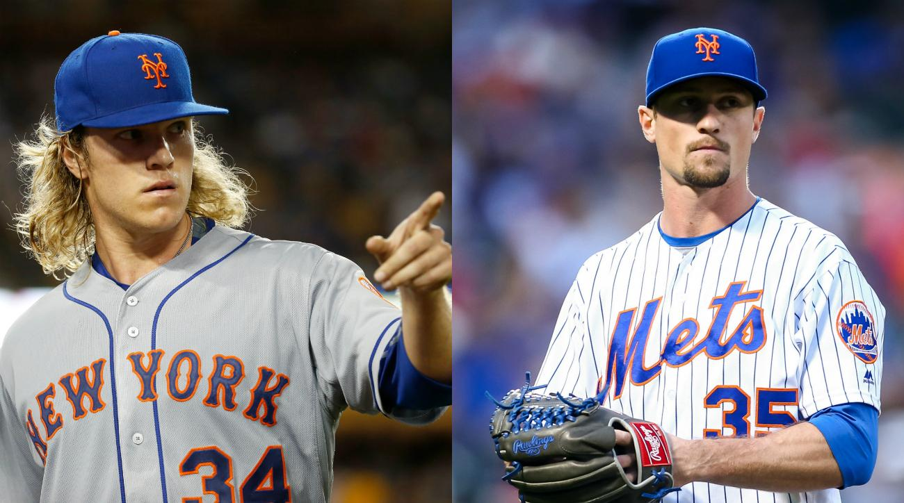 Noah Syndergaard: Mets pitcher's funny response to trade
