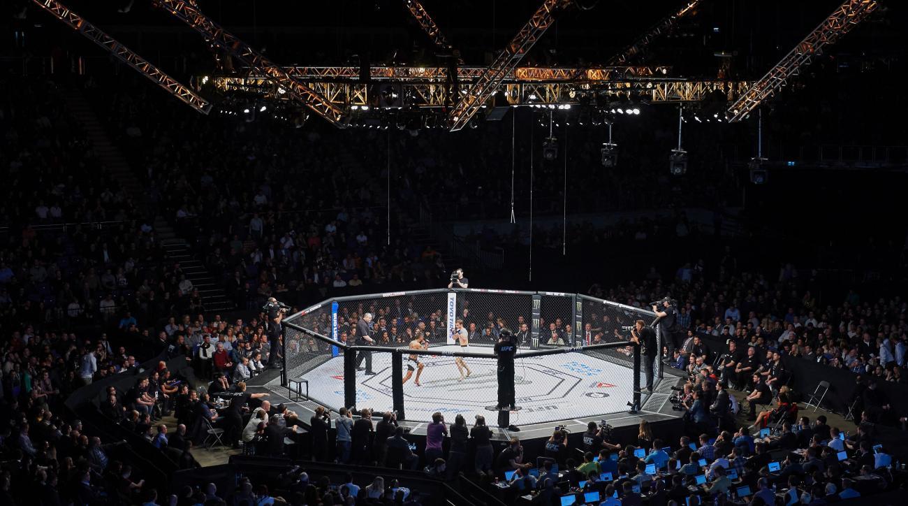 Boston cop, MMA fighter appeals desk duty ruling