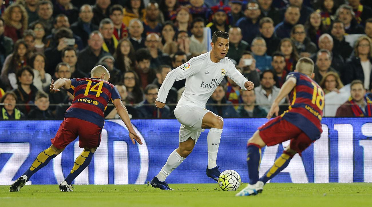 How to watch Barcelona vs Real Madrid: El Clasico live stream, TV channel, time.
