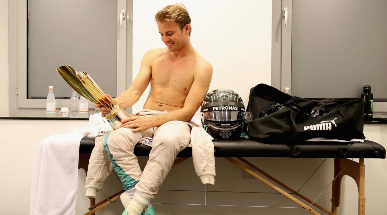 nico rosberg retires formula 1