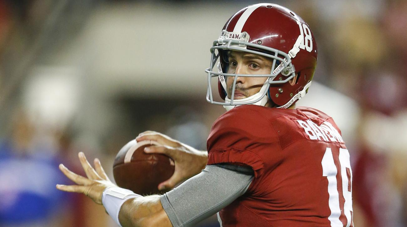 Alabama football: QB Cooper Bateman to transfer