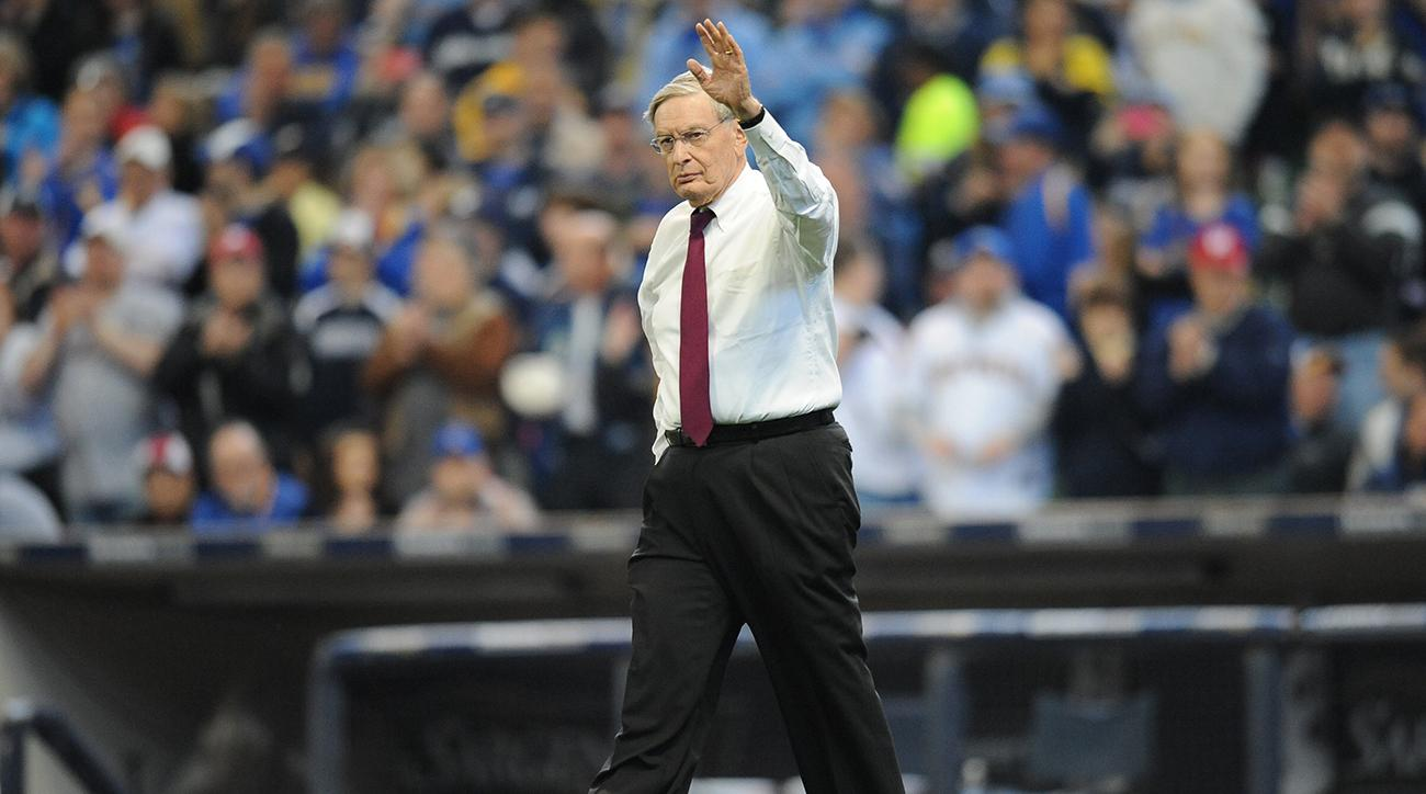 Bud Selig elected to Hall of Fame