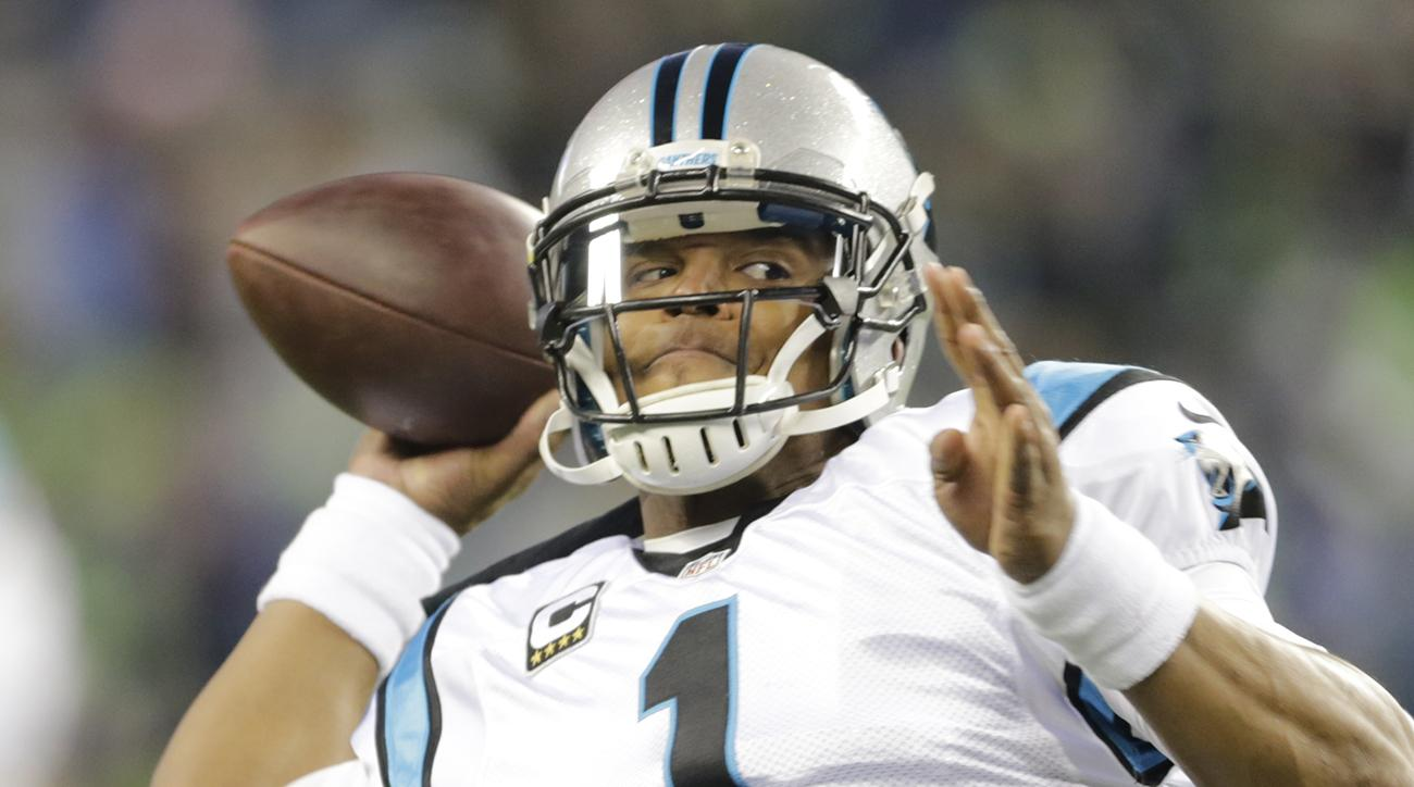 Cam Newton benched due to disciplinary reasons