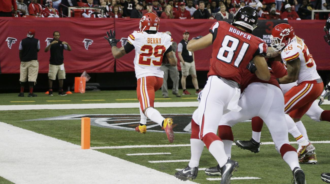 Chiefs vs Falcons Eric Berry Andy Reid calls guide key win