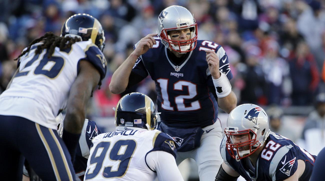 Tom Brady passes Peyton Manning on NFL career wins list
