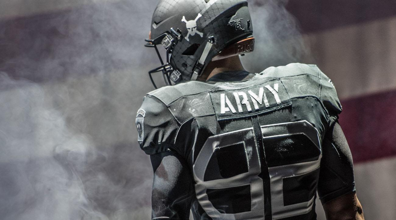 Army-Navy uniforms