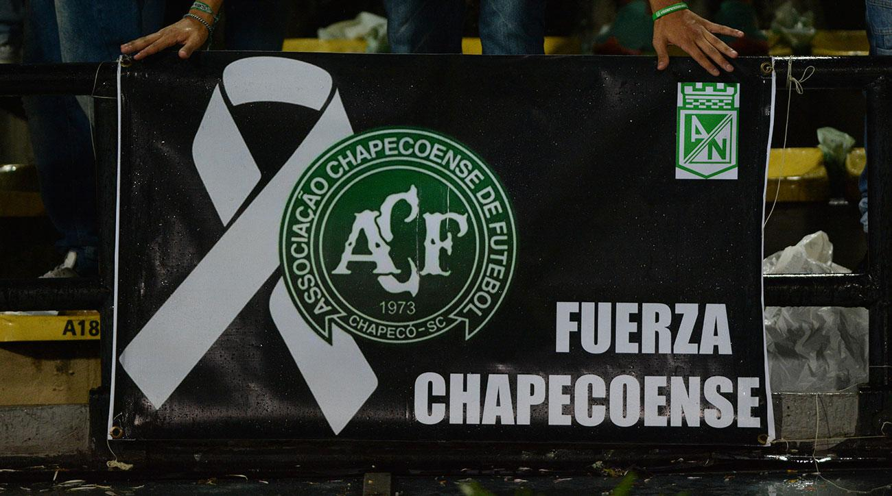 chapecoense conmebol title