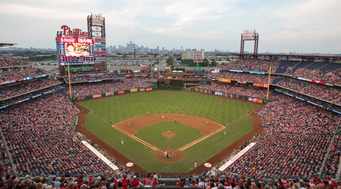 Pistachio Girl: Phillies vendor fired for white nationalism