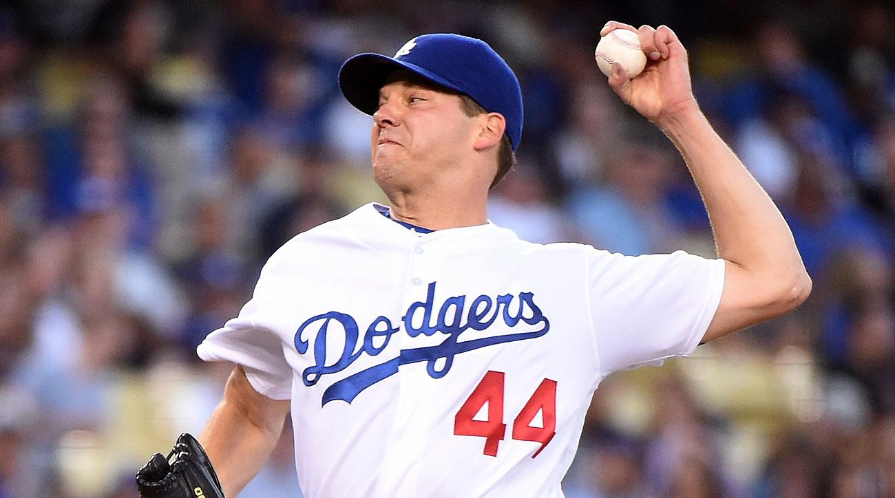 Rich Hill, Los Angeles Dodgers
