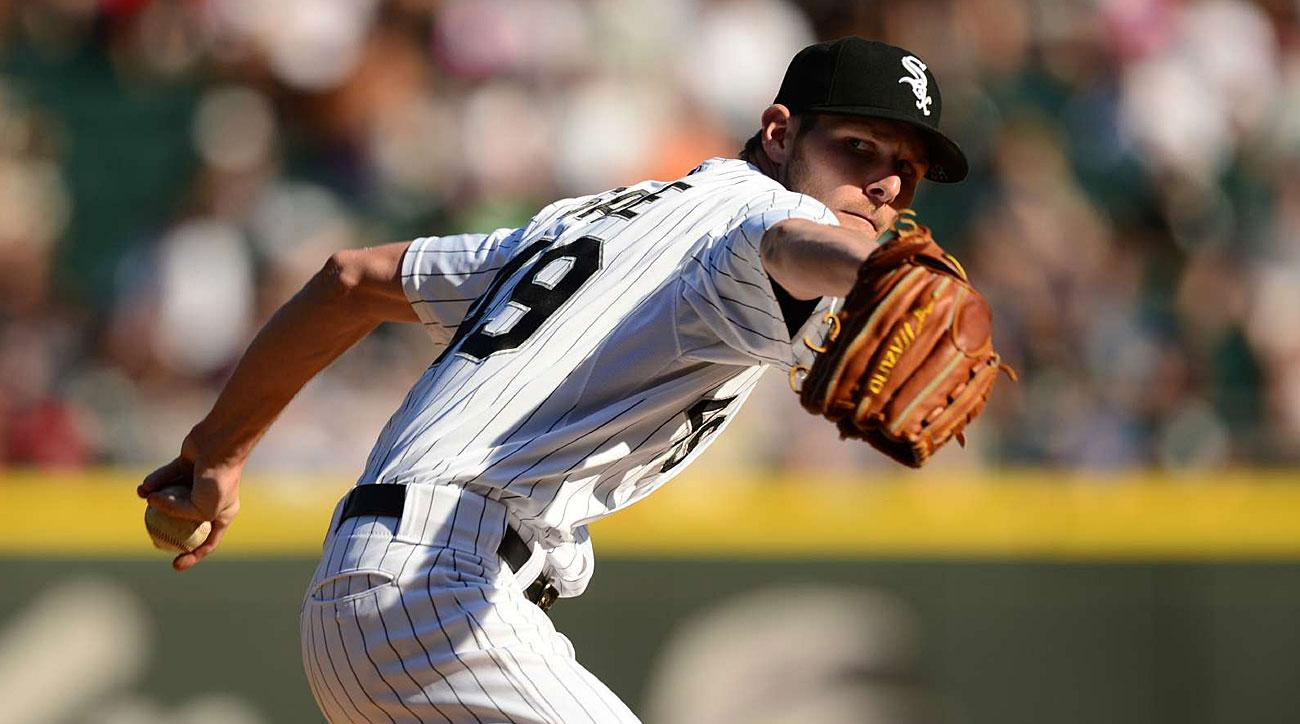 Chris Sale, Chicago White Sox