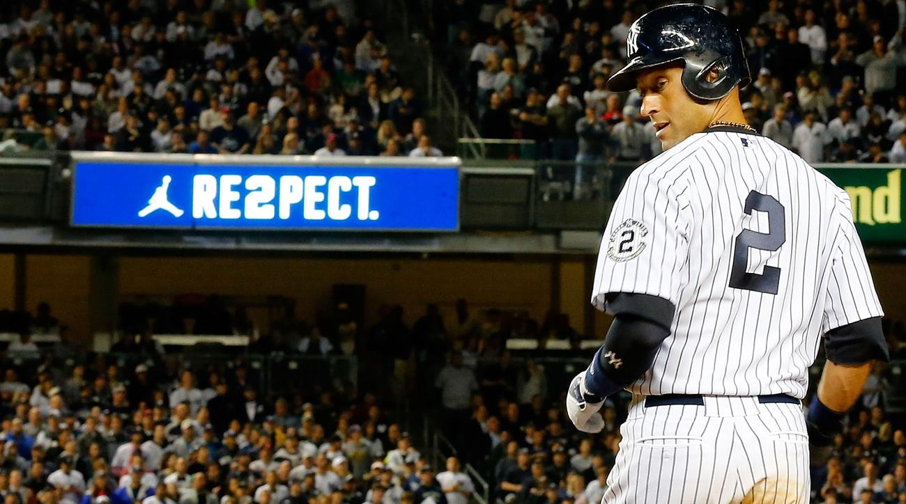 derek jeter number retired