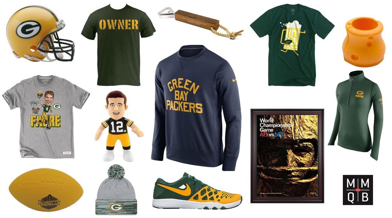 50b95ab19 Green Bay Packers gear guide with apparel