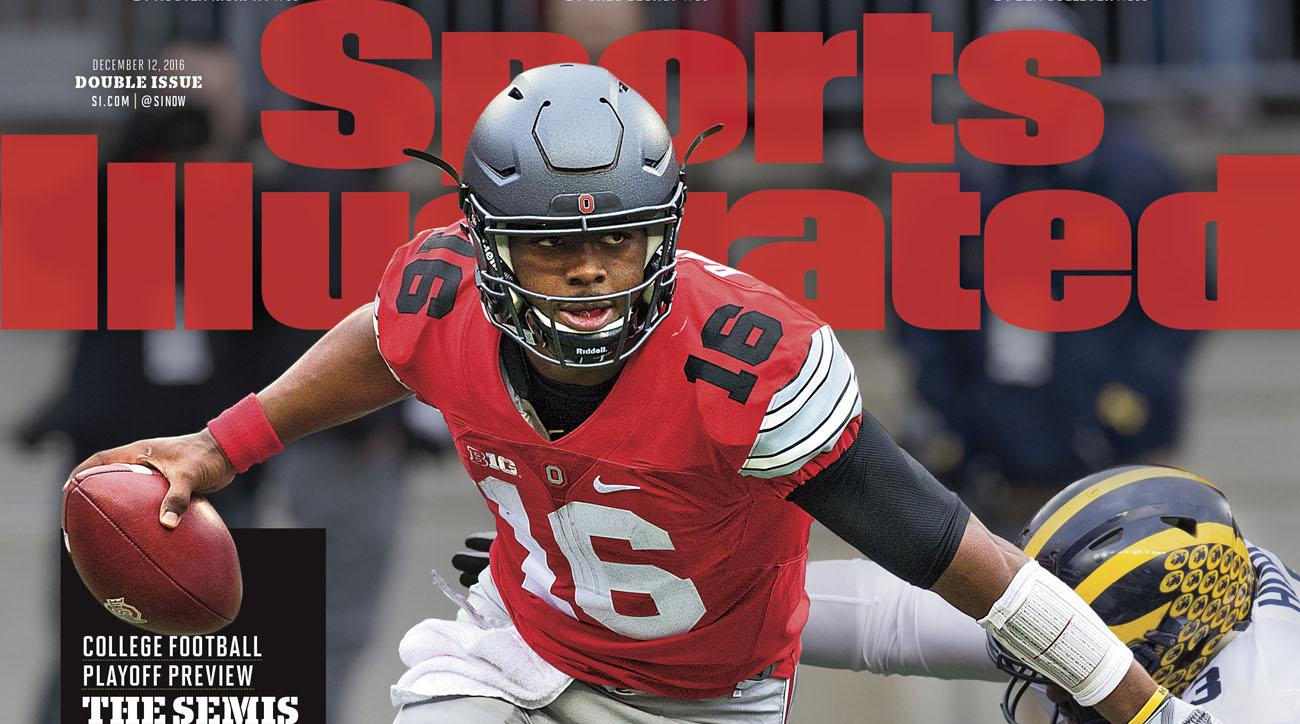 Sports Illustrated cover: Ohio State