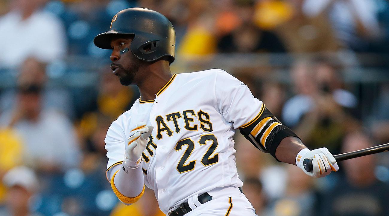 Pittsburgh Pirates Andrew McCutchen