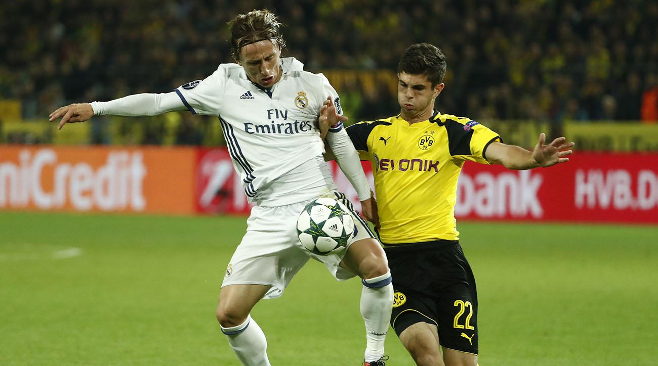 Watch Real Madrid vs Borussia Dortmund online: Champions League live stream.