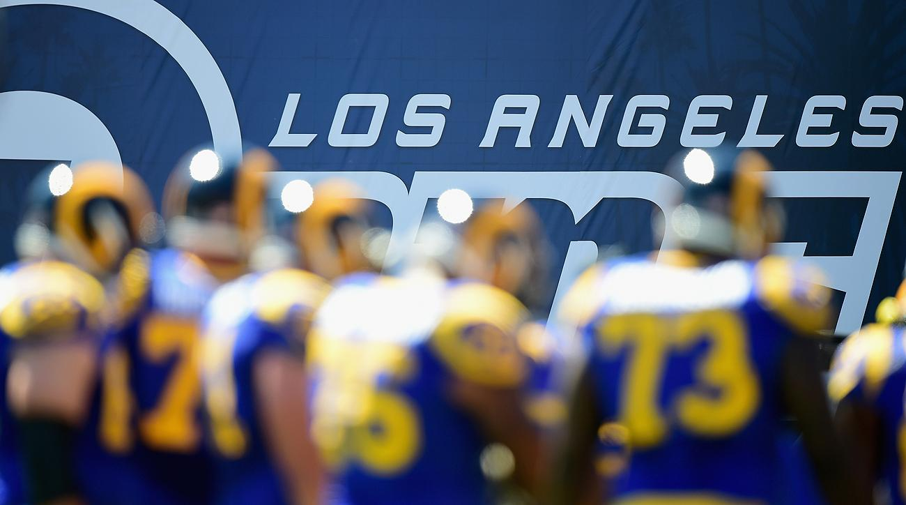The Rams have struggled on the field in their first season back in Los Angeles.