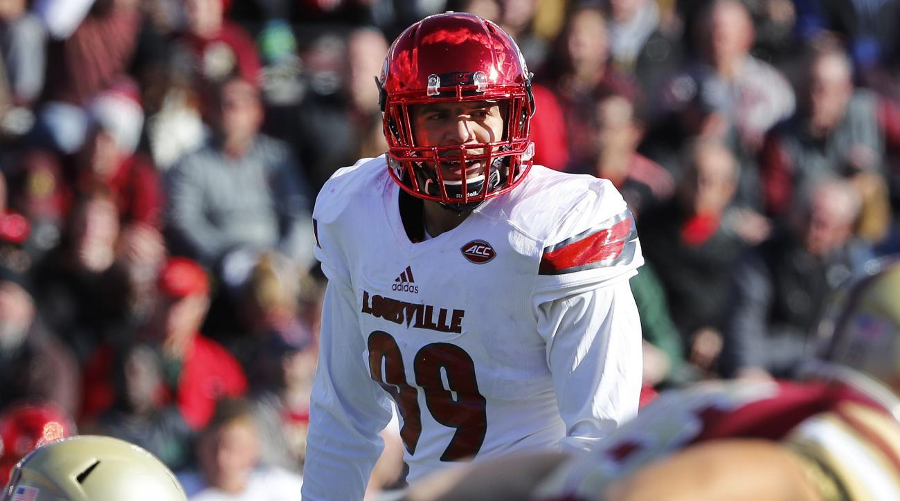 Louisville football players shot: James Hearns, Henry Famurewa