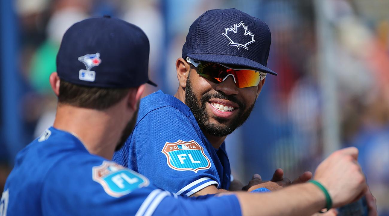 Dalton Pompey hands out Tim Horton's gift cards to the needy