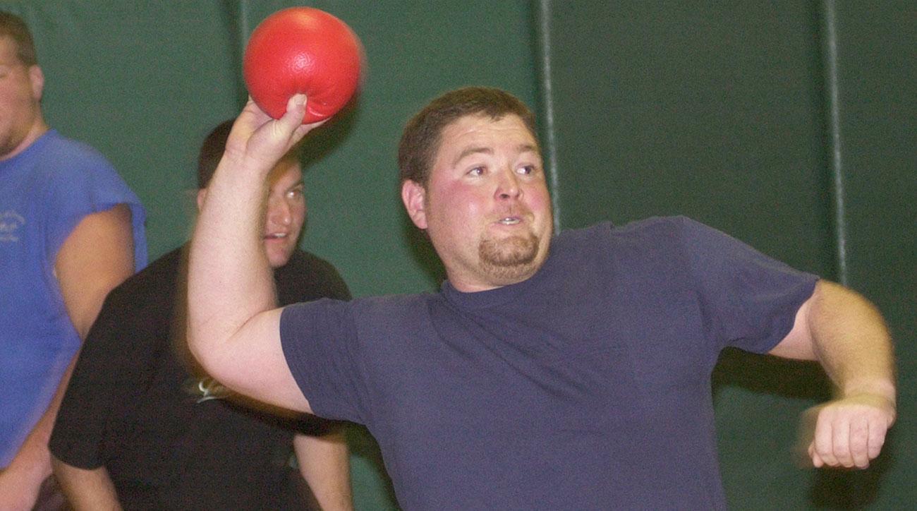 pro bowl dodgeball